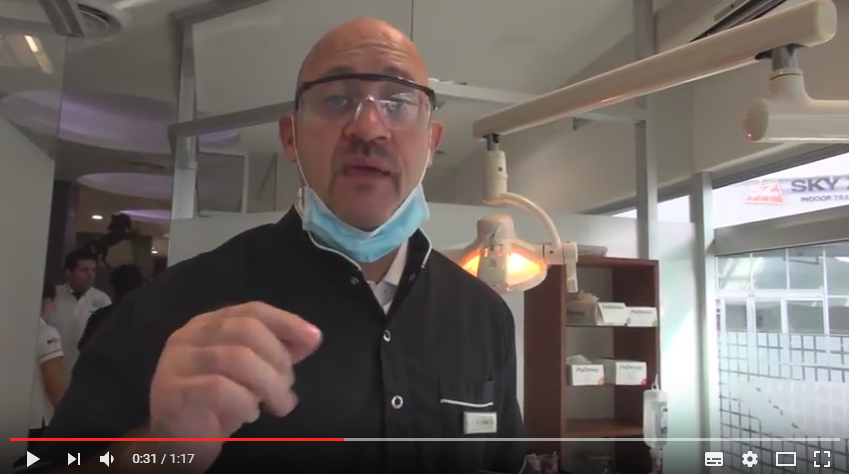 Tutorial: Sinus lift and dental implants by Doctor German Arzate