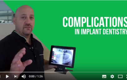 Tutorial: Complications on implant dentistry