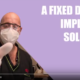 A fixed dental implant solution